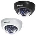 Внутренняя купольная сетевая видеокамера FD8166-F3 - Черная